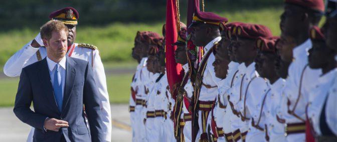 La visite du Prince Harry aux Caraïbes déclenche une campagne anti-coloniale sur Twiter