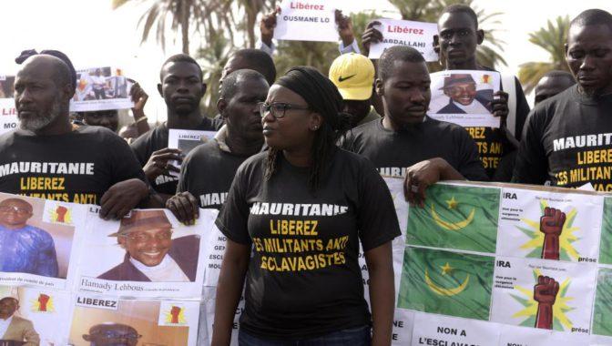 Mauritanie : 10 militants anti-esclavagistes libérés
