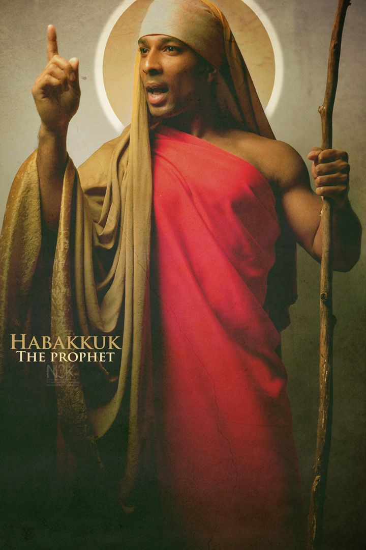 Prophète Habbakuk
