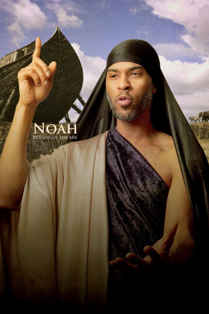 Noé, constructeur de l'Arche