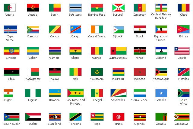 Ces noms de pays africains qui n'ont rien à voir avec leur origine