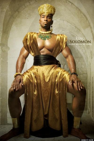 Roi Salomon, le plus sage des fils