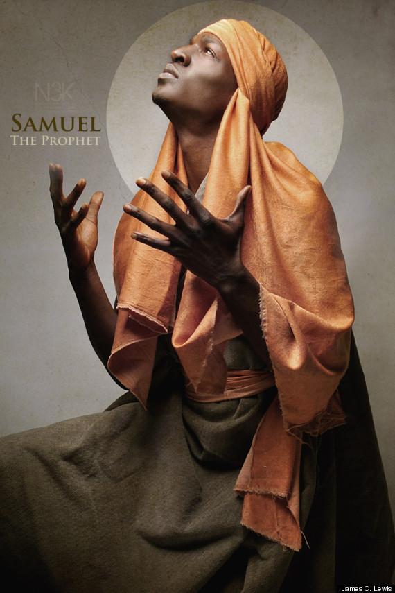 Samuel, le prophète