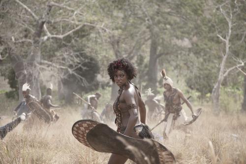 L'art de la guerre dans le royaume de la reine Nzinga (Ndongo)