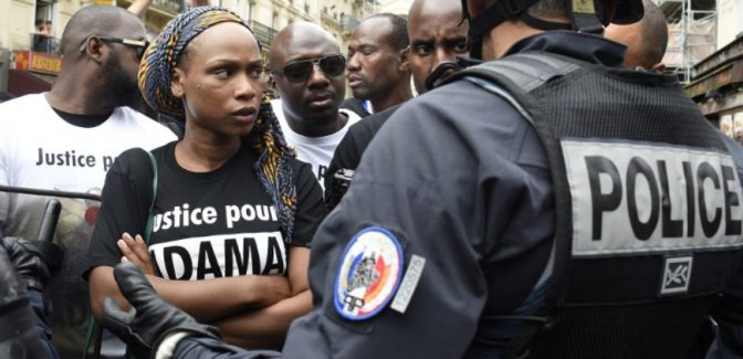 Les frères d'Adama Traore devant le juge