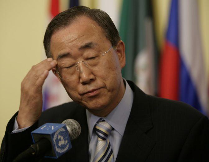 Haiti : L'ONU présente enfin ses excuses pour sa responsabilité dans l'épidémie de cholera