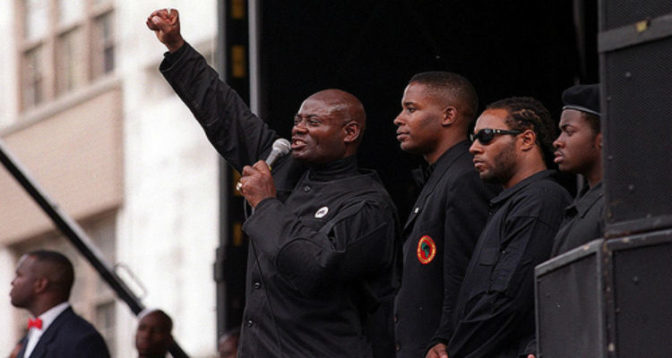 Dr Khalid Abdul Muhammad, le «Black Power General»