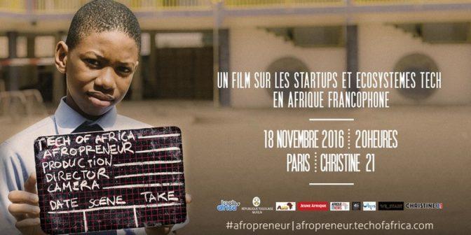 « Afropreneur, histoire d'une révolution silencieuse»