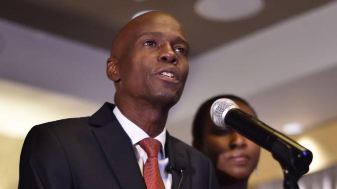 Jovenel Moïse, le nouveau Président de la République d'Haïti ?