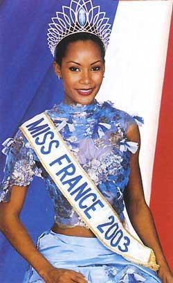 Corine Coman, Miss France 2003