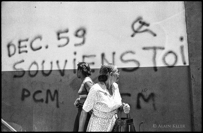 Emeutes de 1959 : la Martinique règle ses comptes avec le colonialisme