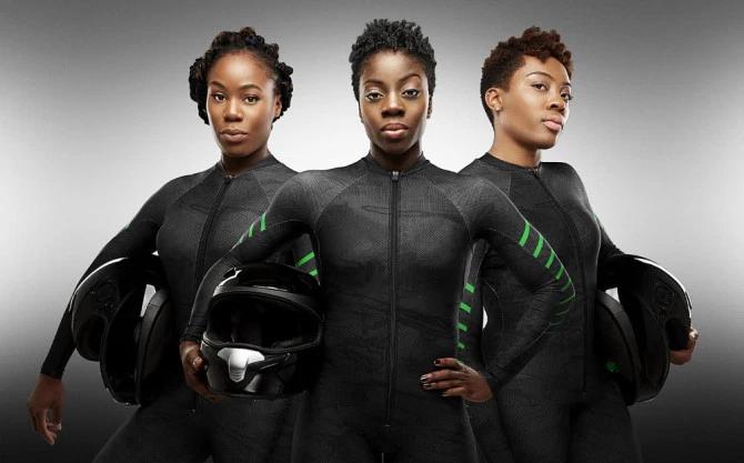 L'équipe nigériane de bobsleigh entre dans l'histoire