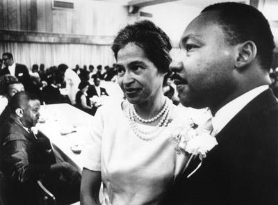 Souvenons-nous de Rosa Parks, celle qui s'est assise pour ...
