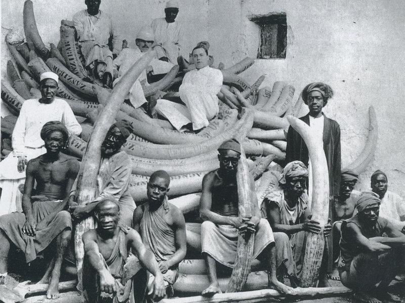 Zanzibar après l'instauration du protectorat britannique