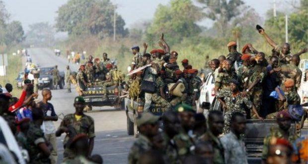 Mutinerie en Côte d'Ivoire : Le président Ouattara congédie les chefs de la sécurité