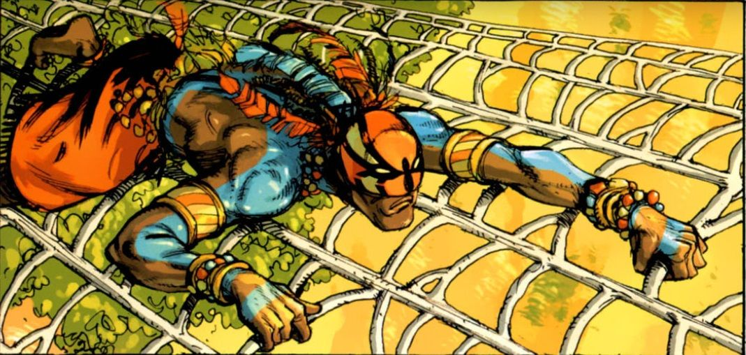 Anansi, la facétieuse araignée du folklore ouest-africain et caribéen