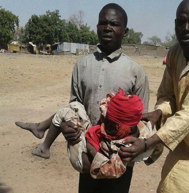 Plus de 50 morts dans une bavure de l'armée nigériane