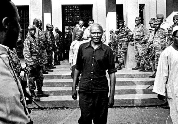 Ernest Ouandié, figure de la lutte d'indépendance du Cameroun