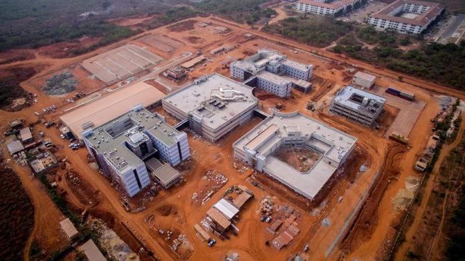 Le Ghana inaugure le plus grand hôpital d'Afrique de l'Ouest