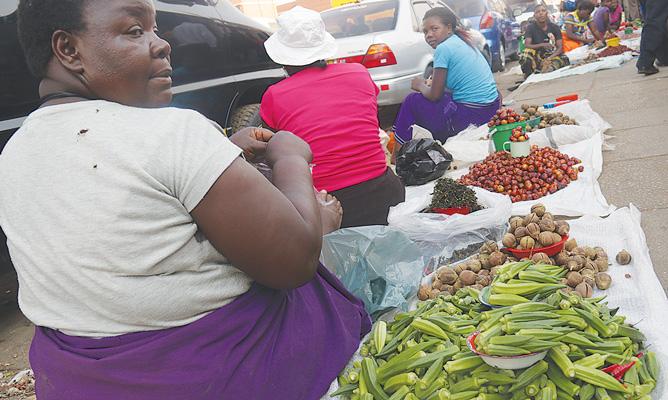Zimbabwe : la 'street food' interdite contre la fièvre typhoïde