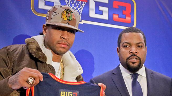 Ice Cube crée une nouvelle ligue de basket avec d'anciens joueurs NBA