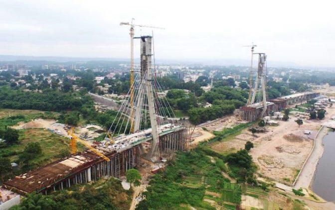 Un pont devrait relier Kinshasa et Brazzaville