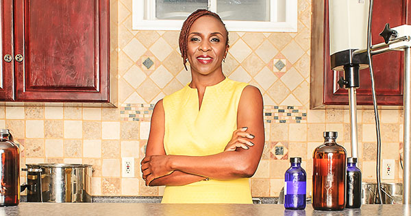 Funlayo Alabi, cette entrepreneure qui oeuvre pour l'émancipation des femmes