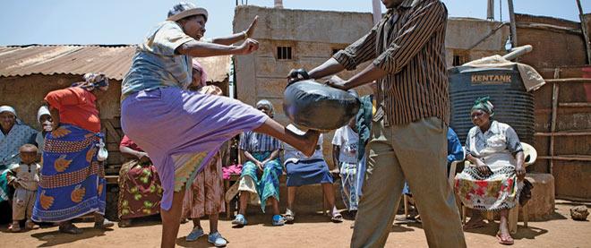 viols au Kenya