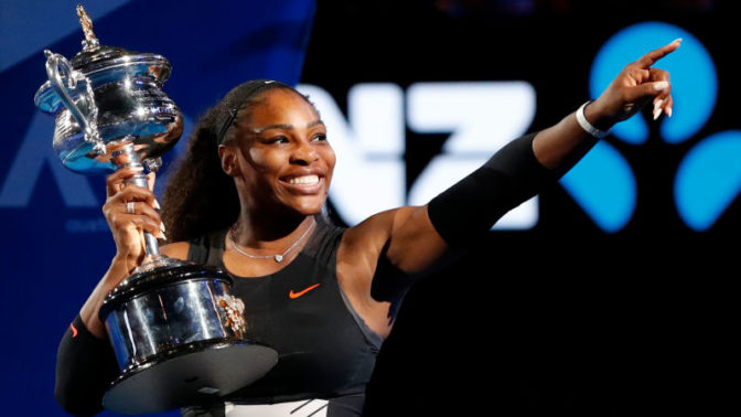 Serena Williams : elle bat sa sœur et remporte son 23ème Grand Chelem