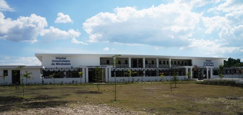 Hôpital universitaire de Mirebalais