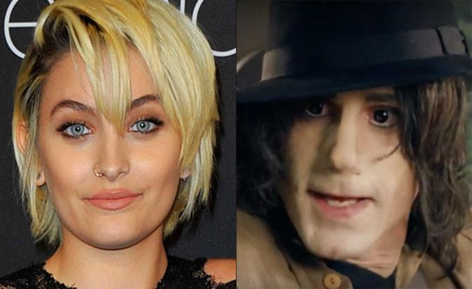 Michael Jackson joué par un Blanc : sa fille en obtient l'annulation