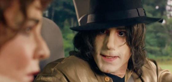La première image de Joseph Fiennes en Michael Jackson au cinéma