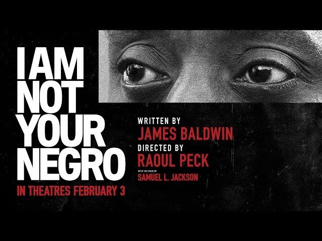 Raoul Peck rend un hommage cinématographique à l'écrivain James Baldwin