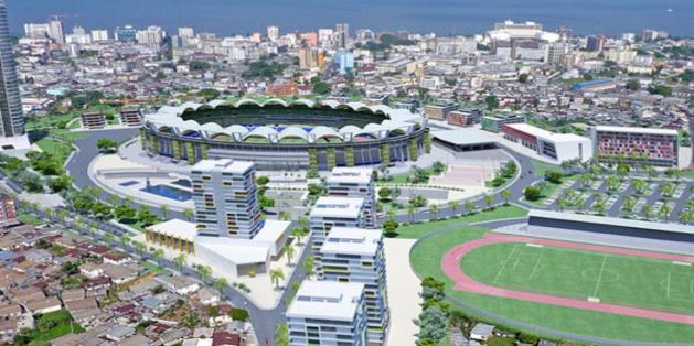 Le stade de Libreville sera l'un des espaces qui accueillera les compétiteurs Crédit photo: Actu 242