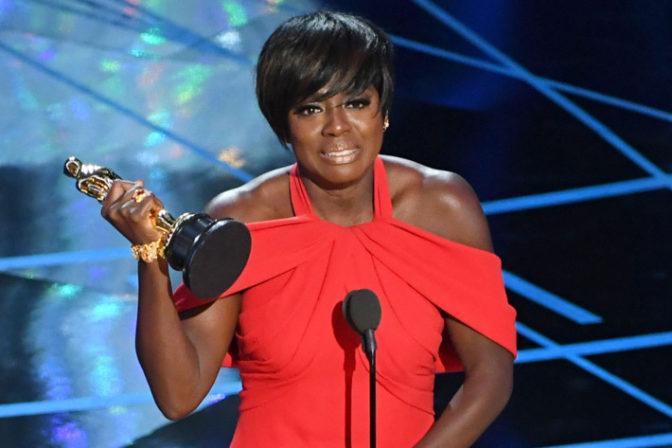 Viola Davis remporte son premier Oscar