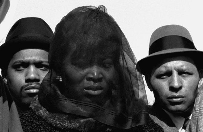Les condoléances de Martin Luther King à Betty Shabazz