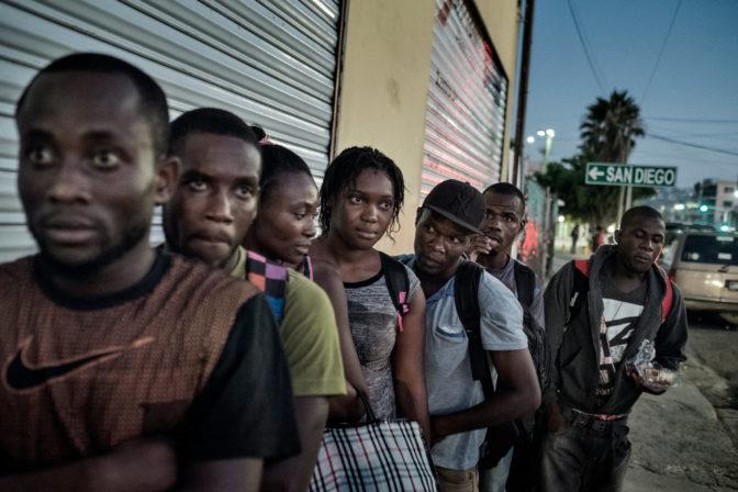 10000 Haïtiens cherchent à obtenir le statut de réfugié au Mexique