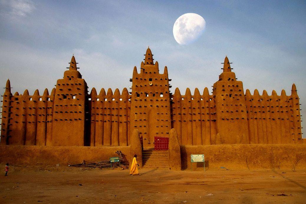 Mosquée de Kouenza, Mali