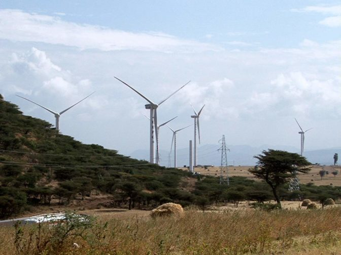 L'Ethiopie, future championne d'Afrique en énergie éolienne