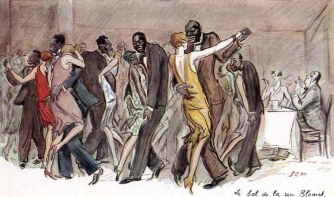 Le «Bal Nègre», symbole du Paris Noir des années 20's
