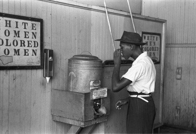 Jim Crow ou la Ségrégation raciale dans le sud des USA