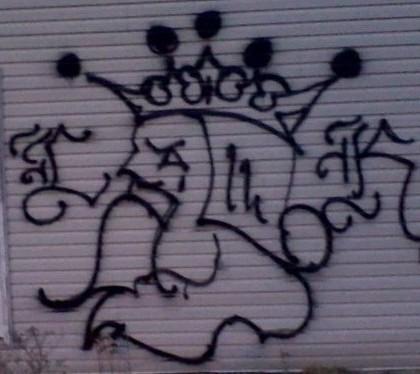 Emblème des Latin Kings