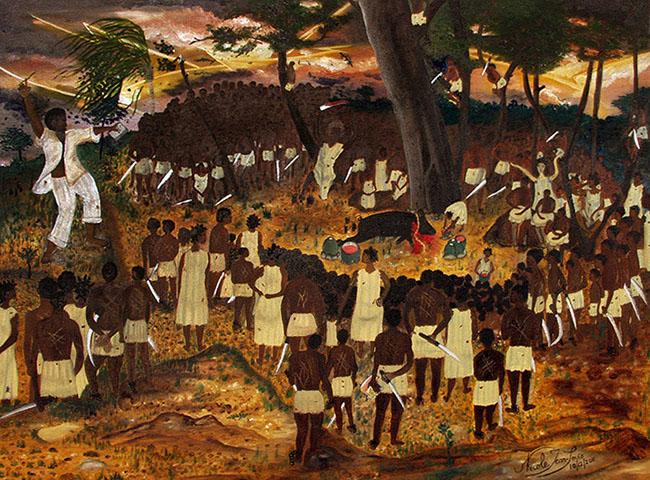 Pacte de sang : un rituel panafricain à la base de la révolution haïtienne