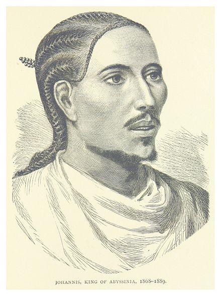 Johannes IV d'Ethiopie