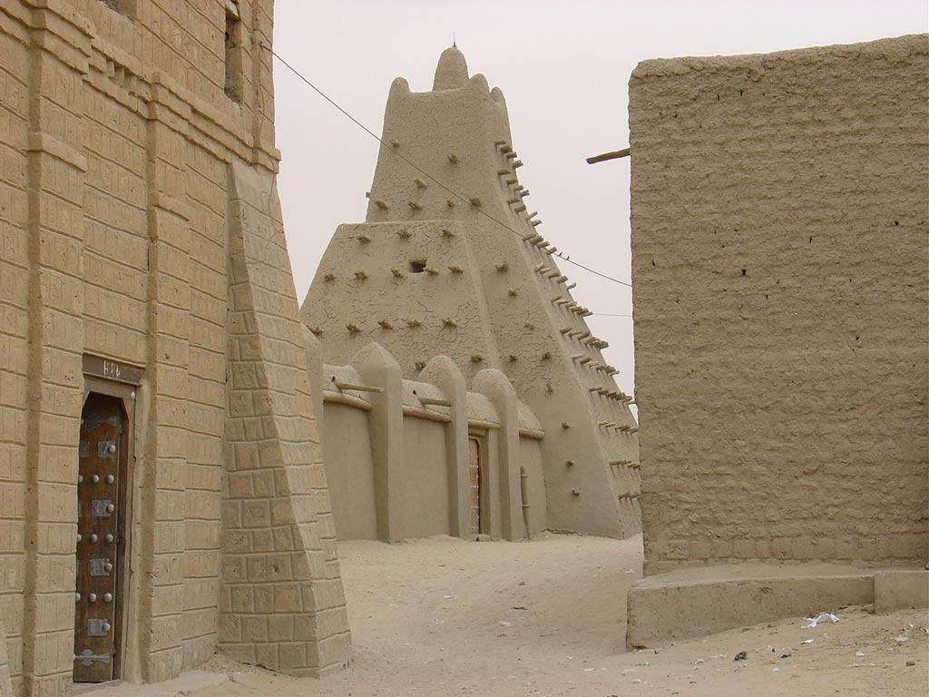 La mosquée Sankore de Tombouctou