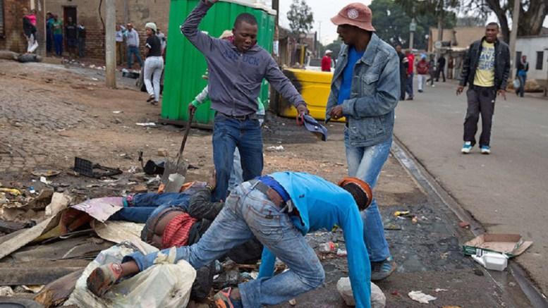Violences-xénophobes-à-Pretoria