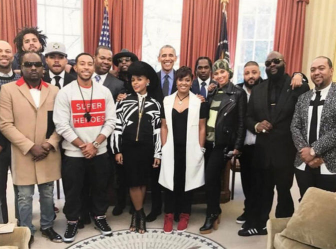 Black music History: from plantations to the White house
