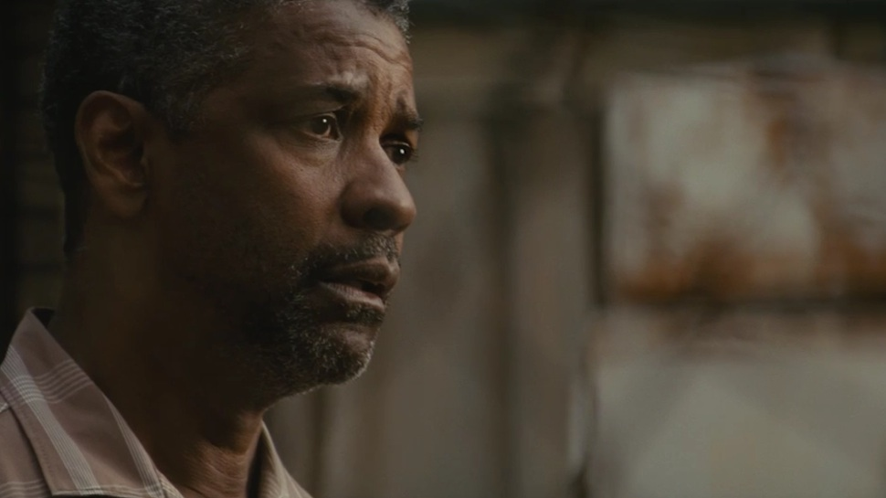 Troy Maxson (Denzel Washington) Crédit photo Paramount Picture France