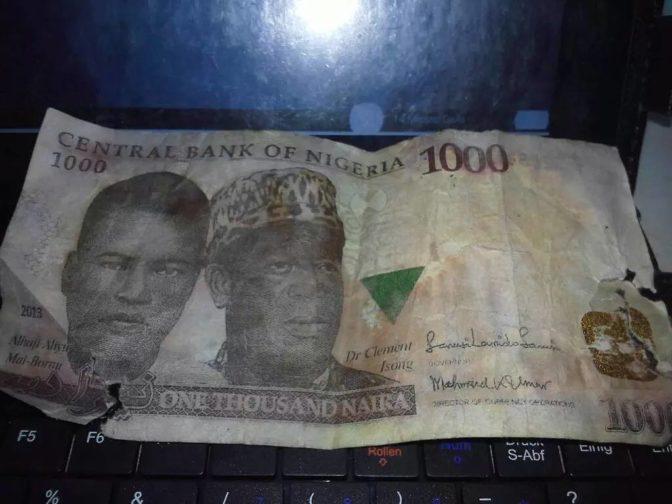20% de la monnaie nigériane serait fausse, selon un économiste
