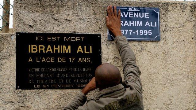 A Marseille, Soli nous parle d'Ibrahim Ali, assassiné par des militants FN